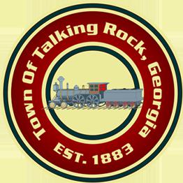 Town of Talking Rock Seal