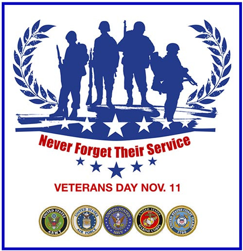 Veterans Day Parade - A Way To Say Thanks To Our Vets
