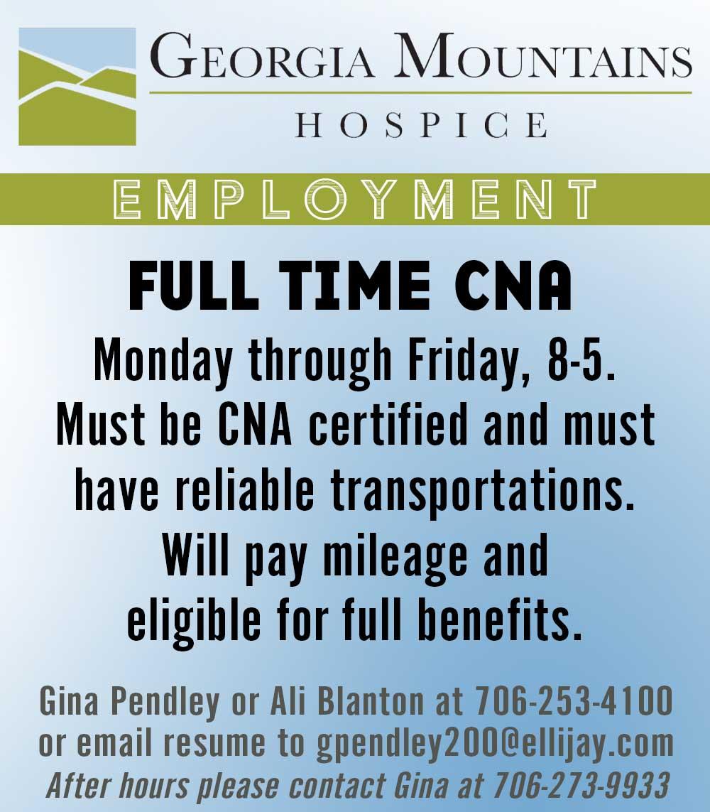 Full Time CNA