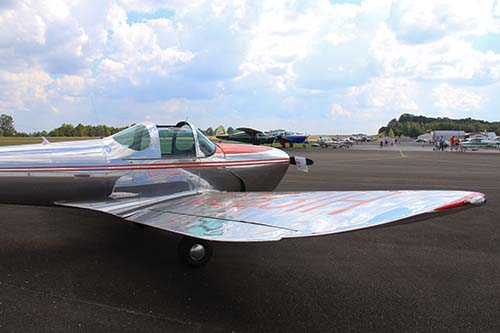 Pickens Airport Open House
