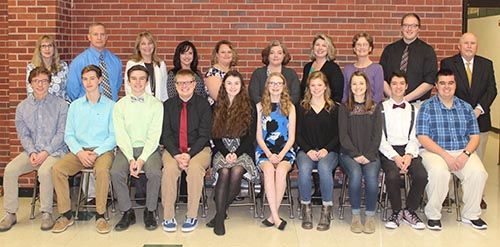 Optimist Club of Jasper Announces the 2018 PHS STAR Finalists