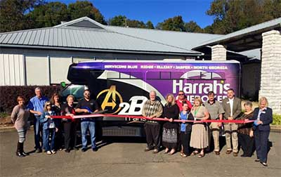 A2B Transit Ribbon Cutting
