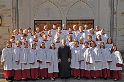 Decatur Choir Presents Pentecost Program in Jasper