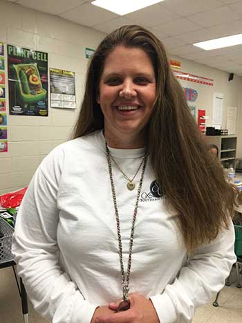 Hill City Elementary Math Teacher Presents at 56th Annual GA Mathematics Conference