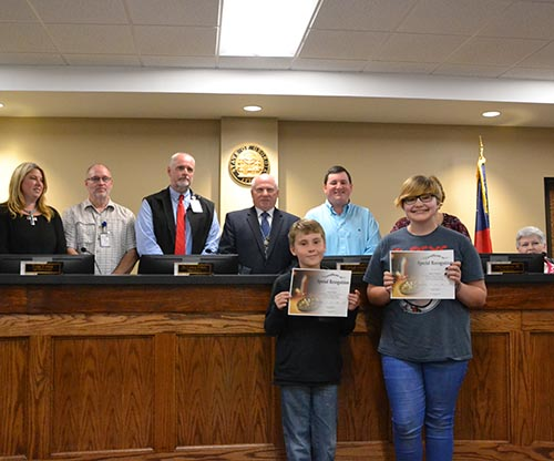 Pickens County Board of Education May 2019