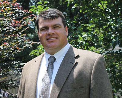 Pickens County Welcomes New Principal to Jasper Elementary