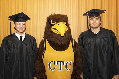 Chattahoochee Tech Graduates from Pickens County Embrace Bright Futures