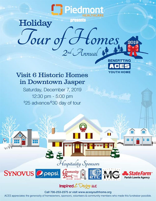 Holiday Tour of Homes This Saturday