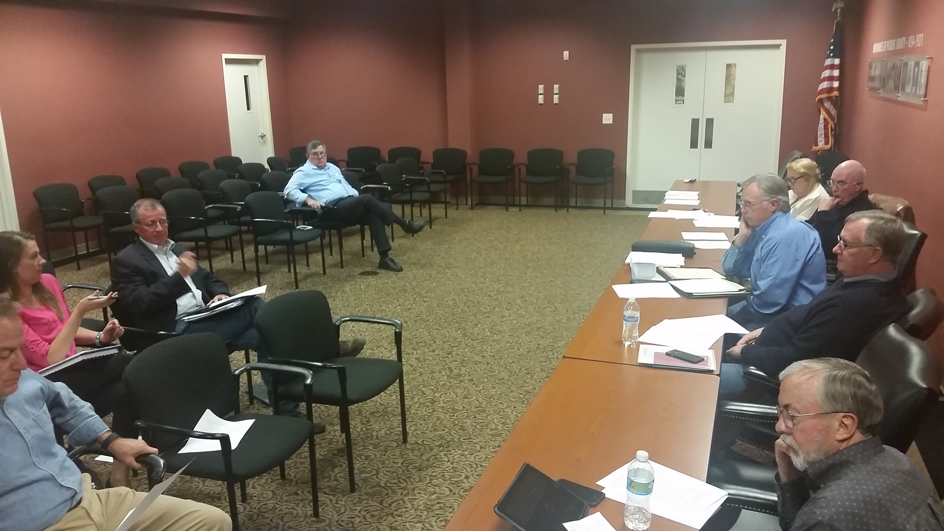 Pickens County Airport Authority Called Meeting (Video)