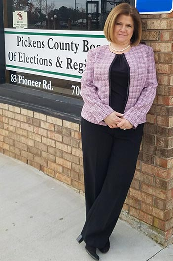 Amberle Godfrey Announces Candidacy For Pickens County Commissioner District 1