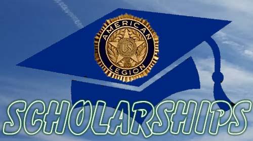Legion Offers New Scholarships For Seniors and Veterans