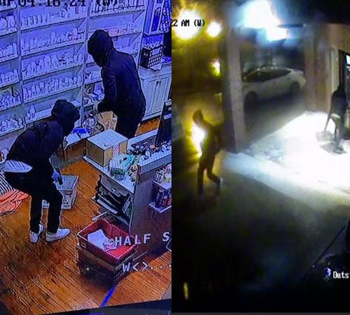 Burglars Take Narcotics From Pharmacies in Tate & Ball Ground