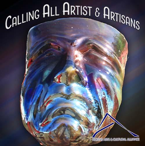 Calling All Artist & Artisans