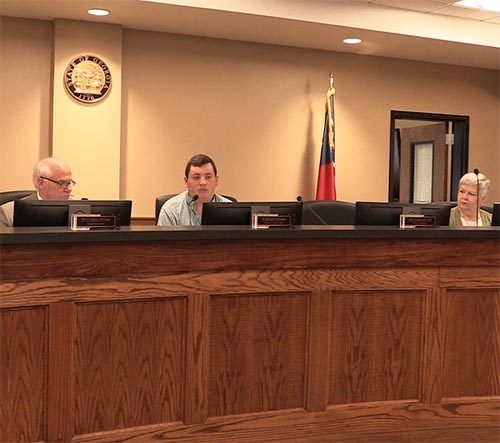 Donna Enis Selected For Board of Education Vacated Seat of Katherine White