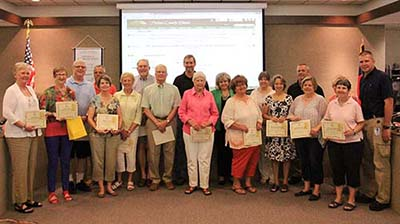 Pickens County Board of Education June 2016 (Video)