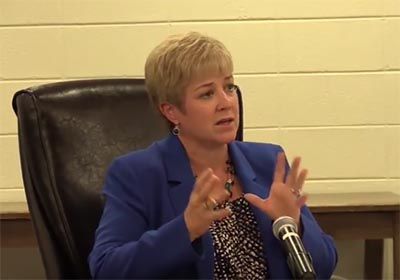 Pickens County Board of Education July 2016 (Video)