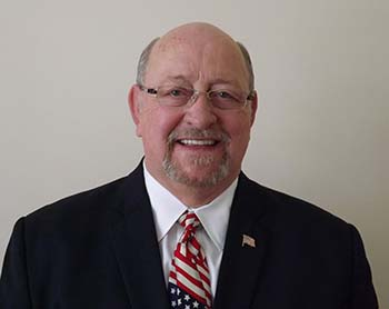 Bradley McKinney, a Republican Candidate for Coroner of Pickens County