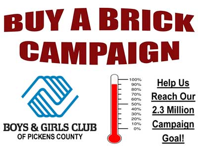 Buy A Brick and Help Complete Boys & Girls Club New Facility