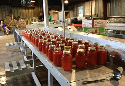 Canning Plant Set To Open July 6th