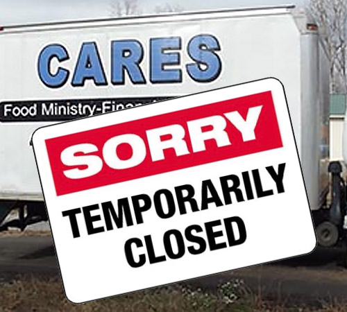 CARES Closed Until October 30th For COVID-19 Precautions