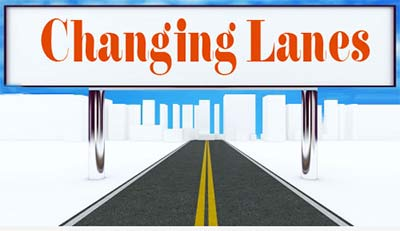 Changing Lanes October Newsletter
