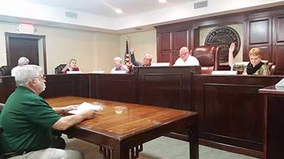 Jasper City Council Called Meeting (Video)