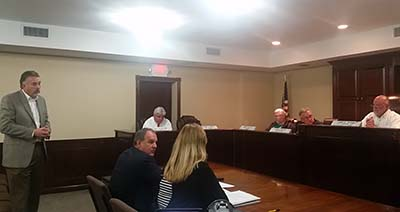 Jasper City Council December 2015 (Video)