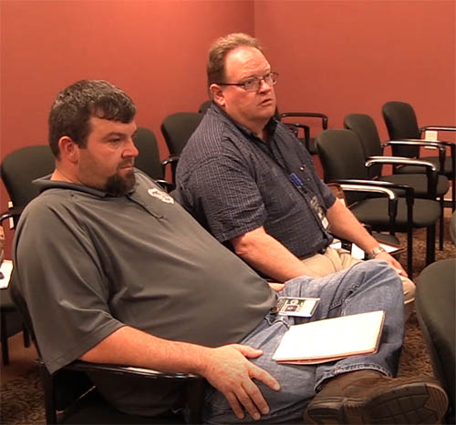 Pickens County Board of Commissioners Work Session June 2019