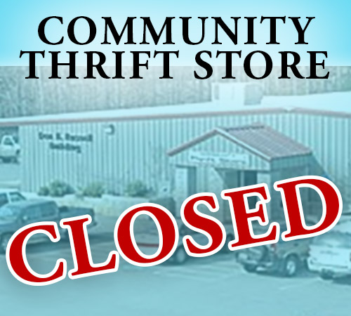 Community Thrift Store Closes Due To Possible COVID-19 Exposure
