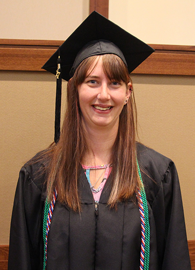 Chattahoochee Tech Graduate from Pickens County Prepares for the Next Step in Life