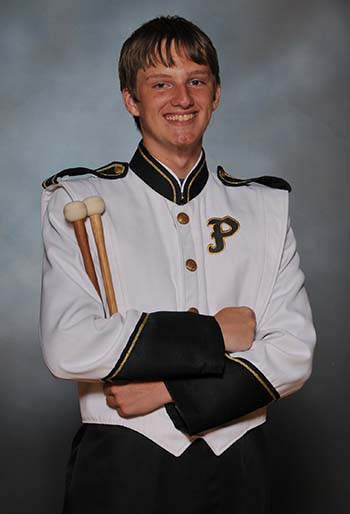 PHS Band Student of the Week:  Dale Smith