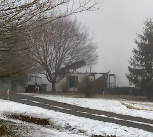 Pickens County Fatal Fire Ruled Accidental