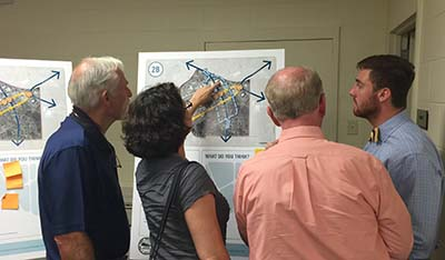 Downtown Jasper Traffic Enhancement Study Public Meeting