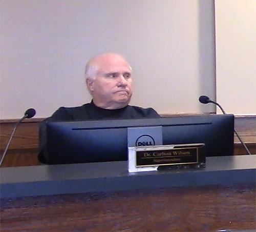 Pickens School Superintendent Resigns After Settlement Agreement