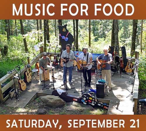 Music for Food at Eagle's Rest Park