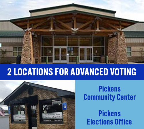 Additional Location for Advanced In-person Voting