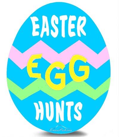 Easter Egg Hunts Start This Saturday