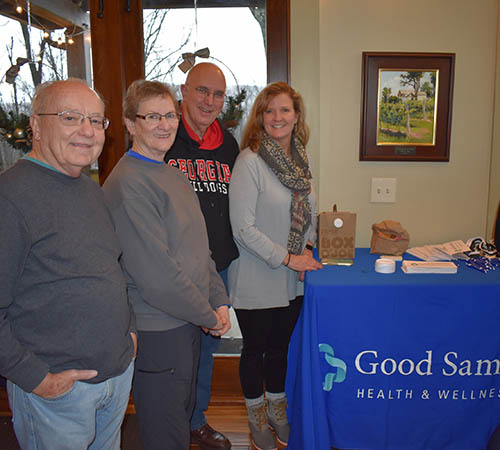Fainting Goat Vineyards 5k to Benefit Wellness Programs at Good Samaritan