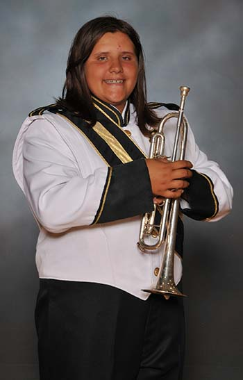 PHS Band Student of the Week:  Faith Dement