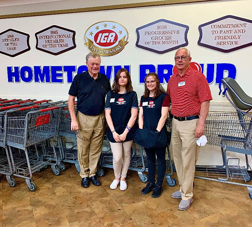 The Meaning Behind 'Hometown Proud' at Foothills IGA