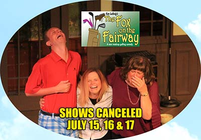 Tater Patch Players Production Canceled This Weekend Due to Cast Member Illness