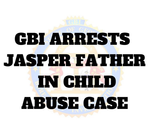 GBI Arrests Father in Child Abuse Case