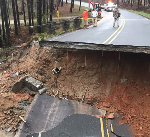 Flooding Issues Throughout County - Schools CLOSED