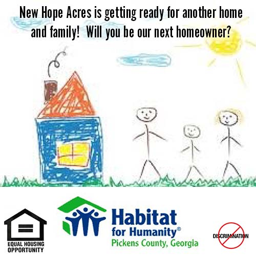 Will You Be The Next Habitat For Humanity Homeowner?