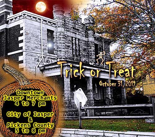Trick or Treat on Halloween | RAIN OR SHINE