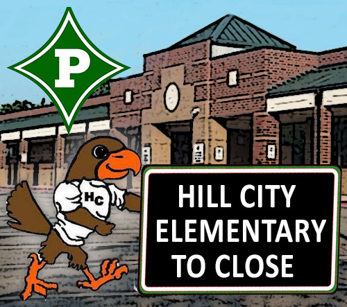 Hill City Elementary To Close