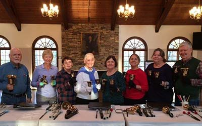 Handbell Ensemble Plays Christmas Concert at Holy Family