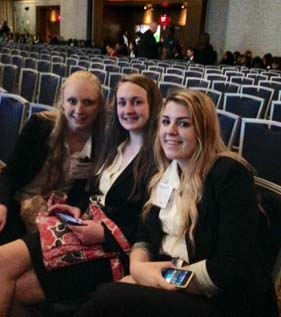 PHS Students Attend Georgia HOSA Fall Leadership Conference