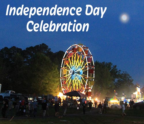 Jasper Lions Club Independence Day Celebration 2018