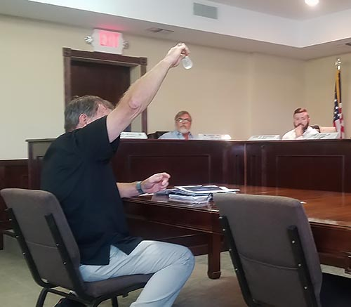 Jasper City Council June 2019